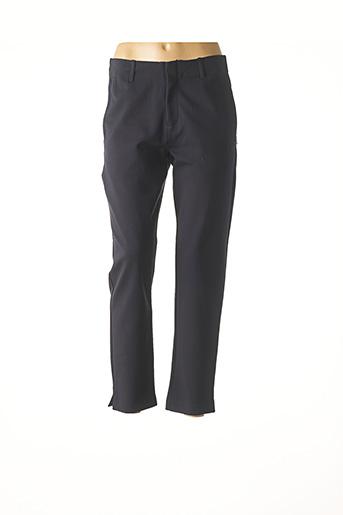 Pantalon 7/8 bleu MAISON SCOTCH pour femme