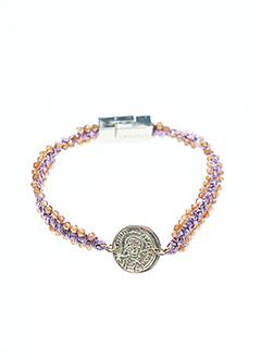 Bracelet rose HIPANEMA pour femme