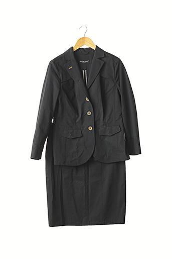 Veste/jupe noir SCHNEIDERS pour femme