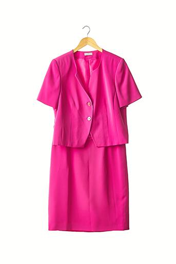 Veste/jupe rose WEINBERG pour femme