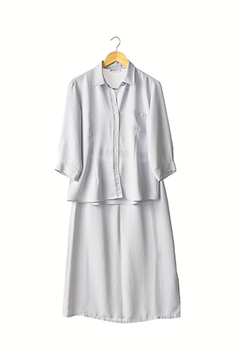 Top/jupe bleu GERARD DAREL pour femme