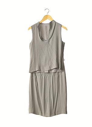 Top/jupe gris ARMANI pour femme