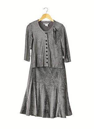Top/jupe noir ORA BRËTA PARIS pour femme