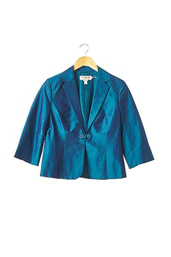 Veste chic / Blazer bleu BLUNAUTA pour femme