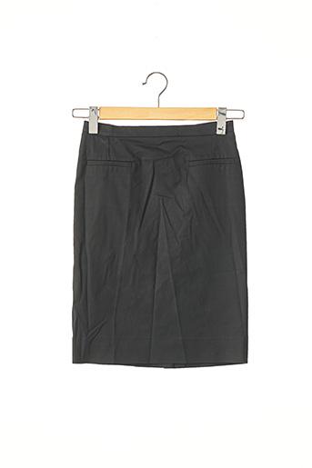 Jupe mi-longue noir AGNES B pour femme