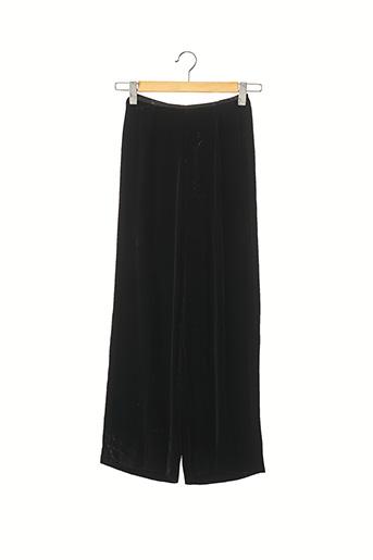 Pantalon 7/8 noir ARMAND VENTILO pour femme