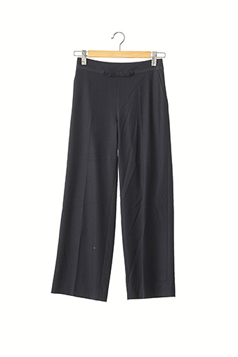 Pantalon chic bleu CAROLINA HERRERA pour femme