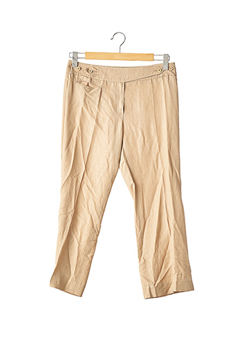 Pantalon 7/8 beige ARMANI pour femme