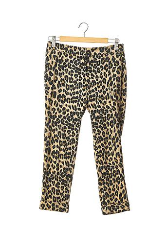 Pantalon 7/8 beige ETRO  pour femme