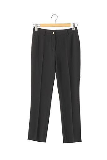 Pantalon chic noir CAVALLI pour femme