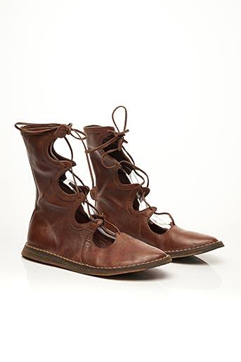 Bottines/Boots marron CAMPER pour femme