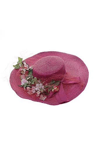 Chapeau rose GIVENCHY pour femme