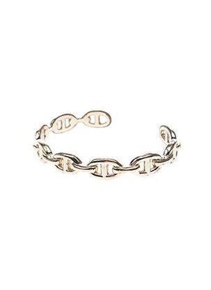 Bracelet Jonc jaune HERMES pour femme