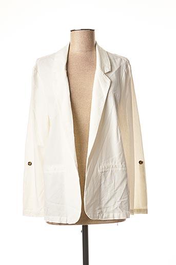 Veste chic / Blazer blanc VERO MODA pour femme