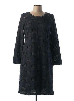 Robe mi-longue bleu MERI & ESCA pour femme