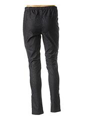 Pantalon casual bleu BX pour femme seconde vue