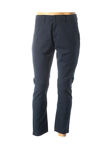 Pantalon casual bleu REDMAN pour homme
