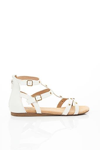 Sandales/Nu pieds blanc BULLBOXER pour femme