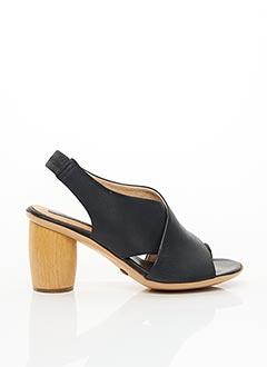Sandales/Nu pieds noir NEOSENS pour femme