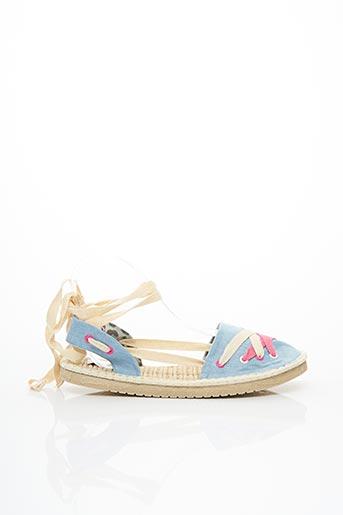 Sandales/Nu pieds bleu COOLWAY pour femme