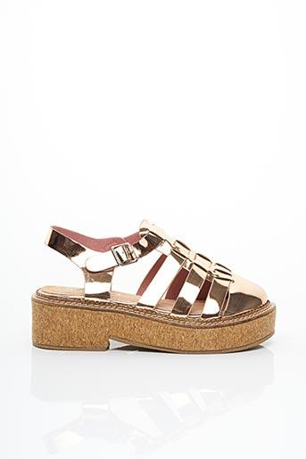 Sandales/Nu pieds rose COOLWAY pour femme