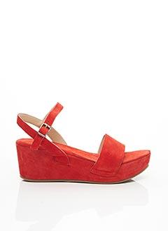 Sandales/Nu pieds rose KHRIO pour femme