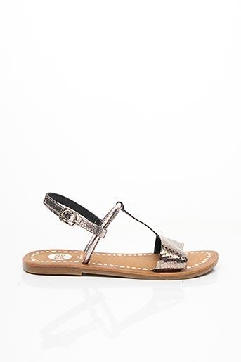 Sandales/Nu pieds beige GIOSEPPO KIDS pour fille