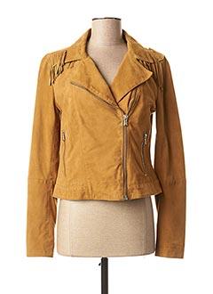 Veste casual beige ROSE GARDEN pour femme