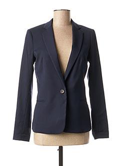 Veste chic / Blazer bleu SCOTCH & SODA pour femme