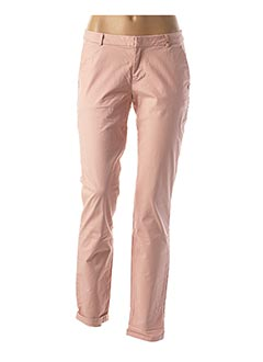 Pantalon casual rose MAISON SCOTCH pour femme