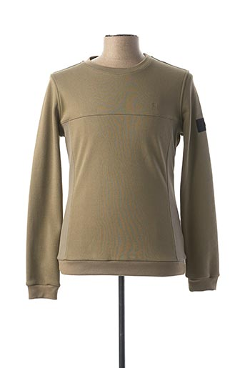 Sweat-shirt vert PEARLY KING pour homme