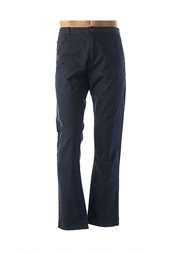Pantalon casual bleu HARRIS WILSON pour homme