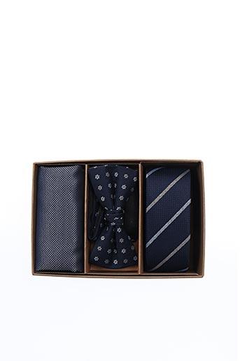 Cravate bleu JACK & JONES pour homme