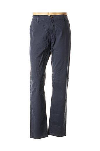 Pantalon casual bleu CAMBERABERO pour homme