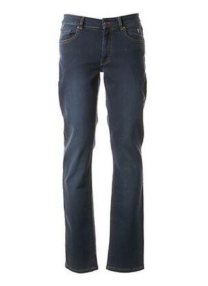 Jeans coupe slim bleu CAMBERABERO pour homme