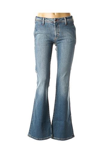 Jeans bootcut bleu CIMARRON pour fille