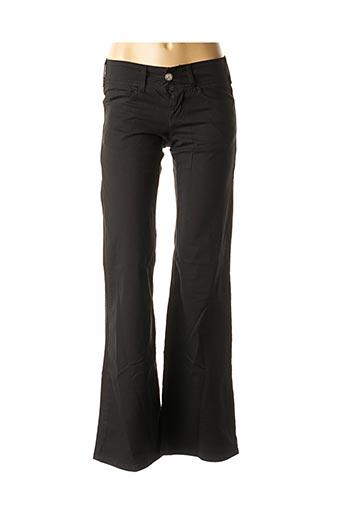 Pantalon casual noir CIMARRON pour fille