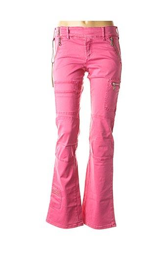 Pantalon casual rose CIMARRON pour fille