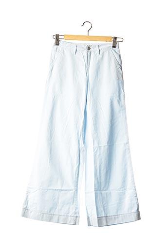 Pantalon casual bleu CIMARRON pour fille