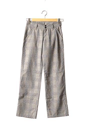 Pantalon chic bleu TEDDY SMITH pour fille