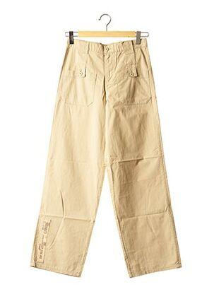 Pantalon casual beige RWD pour homme