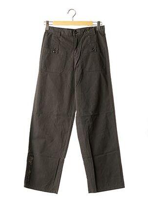 Pantalon casual noir RWD pour homme