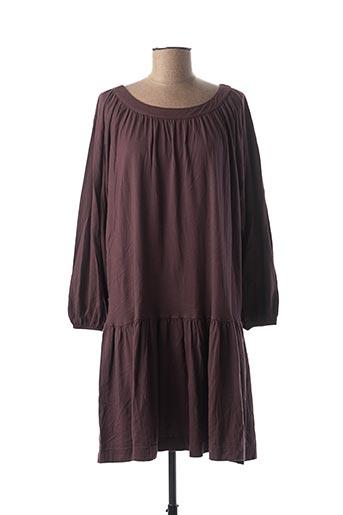 Robe mi-longue violet SO CHARLOTTE pour femme