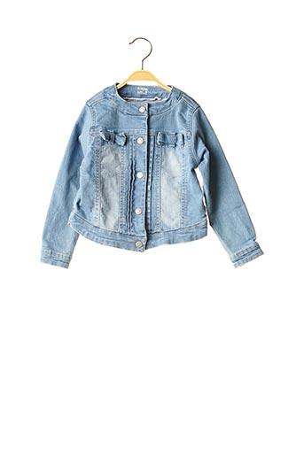 Veste casual bleu MINI BOL pour fille