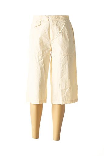 Jupe mi-longue beige I PINCO PALLINO pour femme