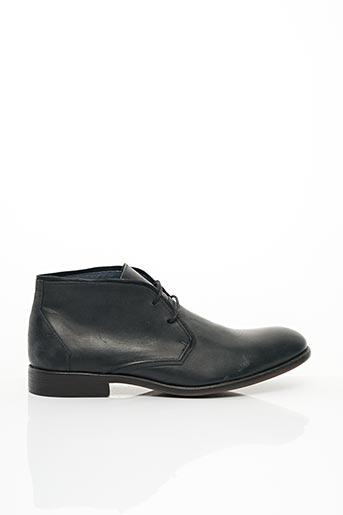 Boots noir HEXAGONE pour homme
