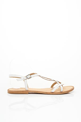 Sandales/Nu pieds blanc GIOSEPPO pour femme