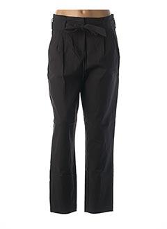 Pantalon 7/8 noir VILA pour femme