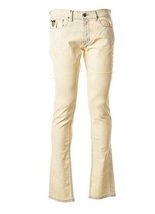 Pantalon casual blanc APRIL 77 pour homme