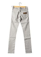 Pantalon casual bleu APRIL 77 pour femme seconde vue